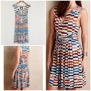 Anthropologie Maeve Sennebec Dress. Medium.